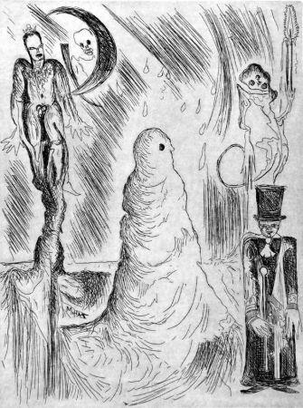 Aguafuerte Haz - Il fantoccio di neve