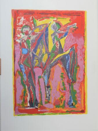 Litografía Marini - Immaginaizone di colore