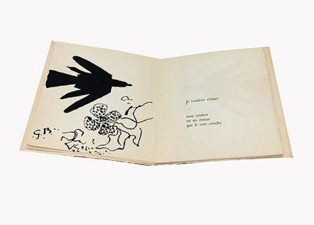 Libro Ilustrado Braque - Impuissant à t'aimer