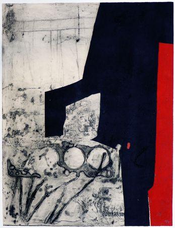 Grabado Clavé - Instrument bande rouge