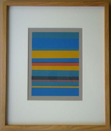 Serigrafía Albers - Interaction of Color