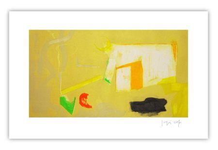 Grabado Capa - Interior amarillo
