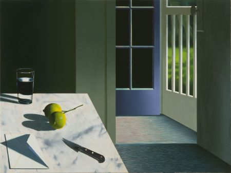 Sin Técnico Cohen - Interior with Envelope and Limes