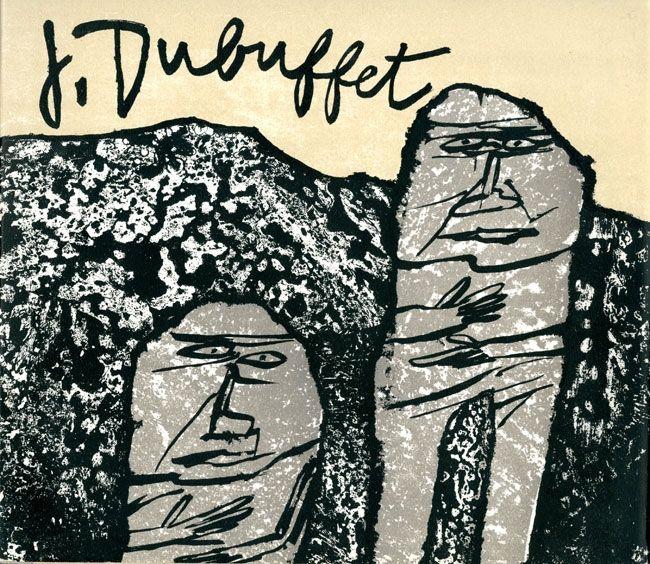 Litografía Dubuffet - Introduction à son oeuvre (par James Fitzsimmons)