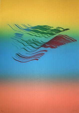 Aguafuerte Broto - Iris 4