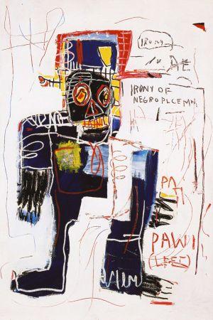 Sin Técnico Basquiat - Irony Of Negro Policeman