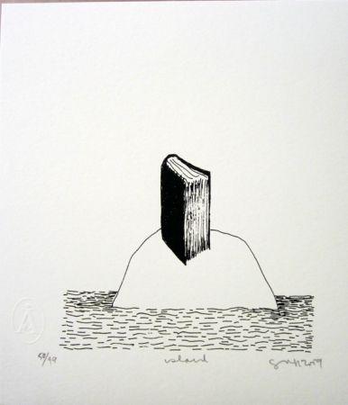 Serigrafía Gronk - Island