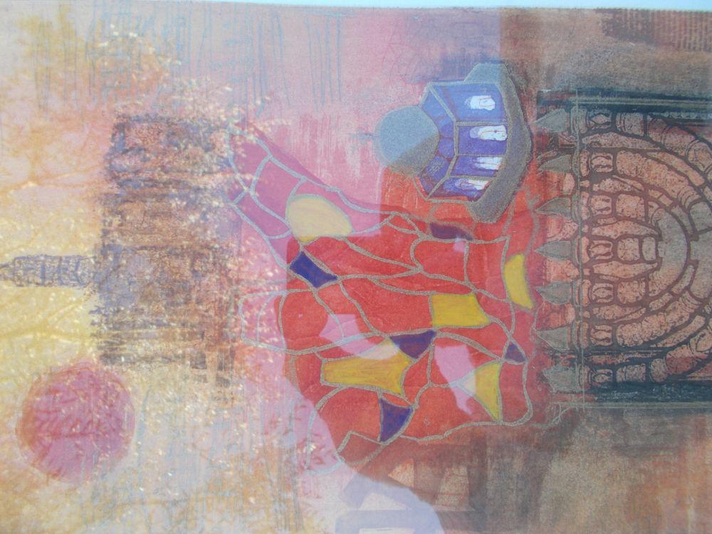 Grabado Engel - Jérusalem II