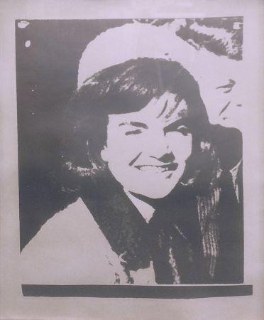 Serigrafía Warhol - JACQUELINE KENNEDY I FS II.13