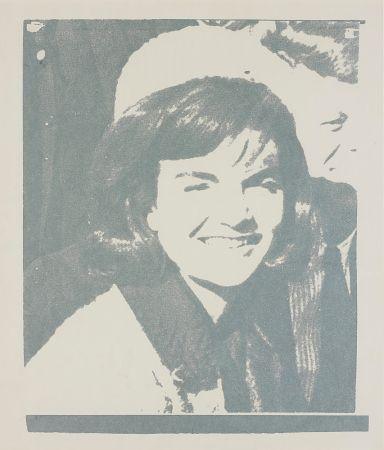Serigrafía Warhol - Jacqueline Kennedy I (Jackie I) (FS II.13)