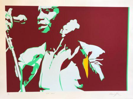 Serigrafía Rancillac - James Brown