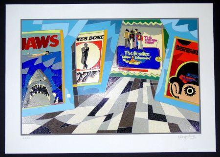 Serigrafía Nespolo - Jaws