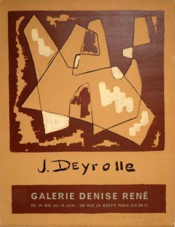 Cartel Deyrolle - Jean Deyrolle