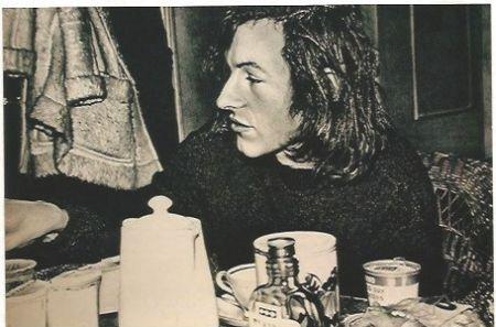 Litografía Gertsch - Jean Frederic Schnyder from Documenta