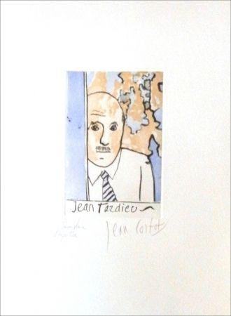 Aguafuerte Cortot - Jean Tardieu
