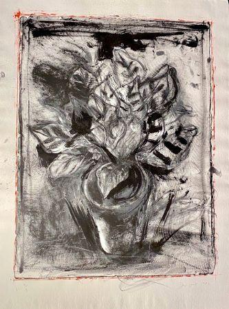 Litografía Dine - Jerusalem Plant #5