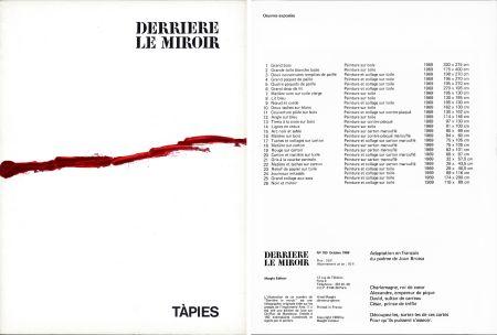 Libro Ilustrado Tapies - Joan Brossa