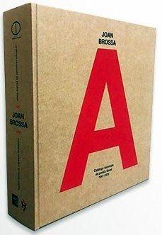 Libro Ilustrado Brossa - JOAN BROSSA POESÍA VISUAL 1941-1970