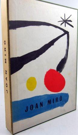 Libro Ilustrado Miró - Joan Miró. Dibujos y litografías.Papeles de son armadans