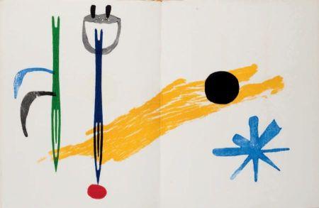 Libro Ilustrado Miró - Joao Cabral de Melo / Joan Miró