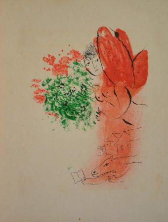 Libro Ilustrado Chagall - Journal d'un cheval