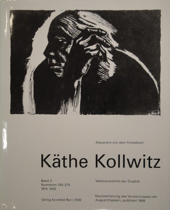 Libro Ilustrado Kollwitz - Käthe Kollwitz. Werkverzeichnis der Graphik