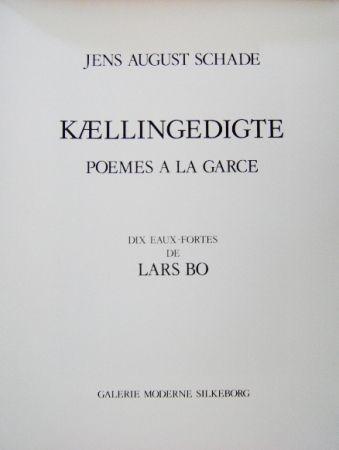 Aguafuerte Bo - Kaellingedigte, Poèmes à la grâce