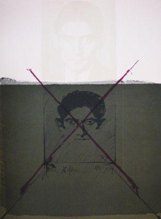 Litografía Bru - Kafka