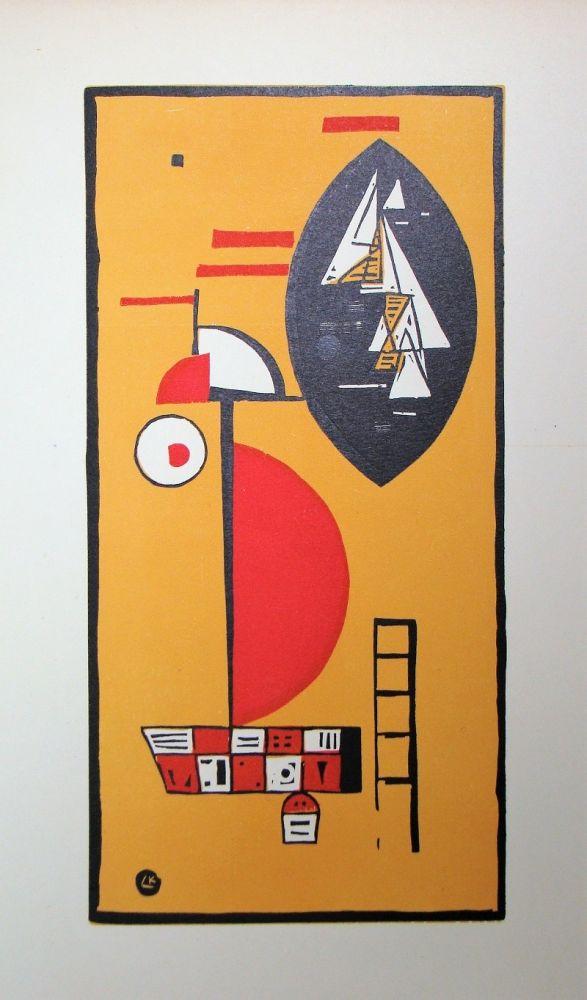 Libro Ilustrado Kandinsky - Kandinsky by Will Grohmann