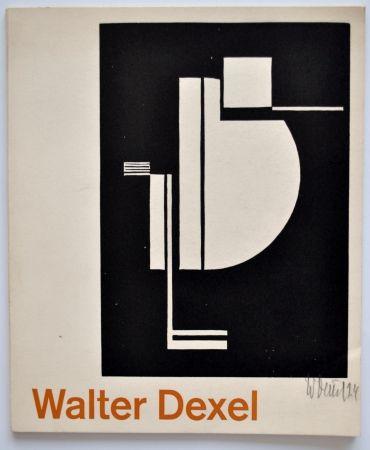Grabado En Madera Dexel - Katalog Museum Braunschweig 1962 signiert
