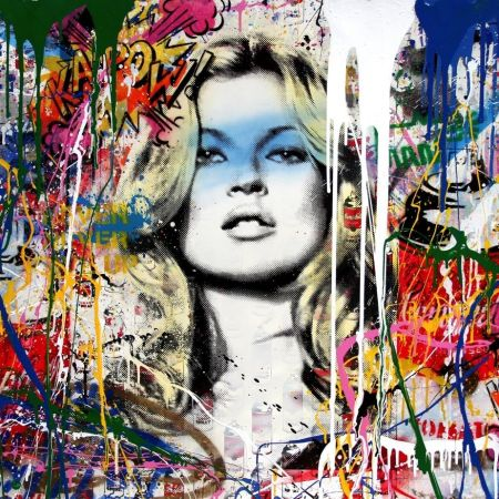 Sin Técnico Mr Brainwash - Kate Moss