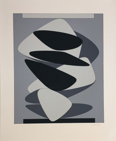 Múltiple Vasarely - Kervilahuen-BL