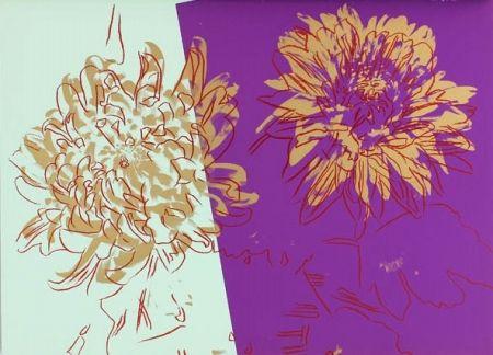 Serigrafía Warhol - Kiku