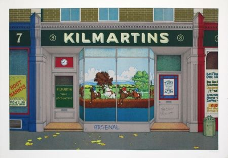 Litografía Moritz - Kilmartins