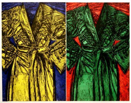 Grabado En Madera Dine - Kindergarten Robes