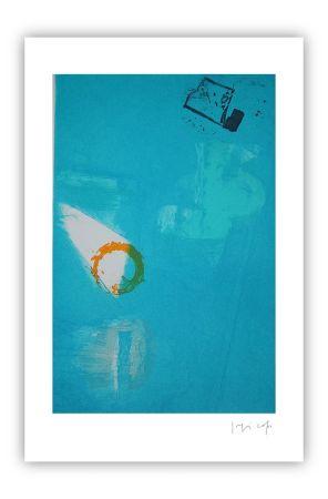 Grabado Capa - Klares blau (S.A.)