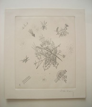 Punta Seca Kandinsky - Kleine Welten X