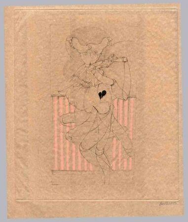 Libro Ilustrado Bellmer - Kleist (Heinrich Von). Les Marionnettes.