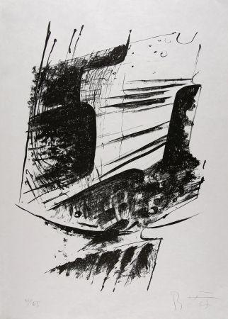 Litografía Heiliger - Komposition I