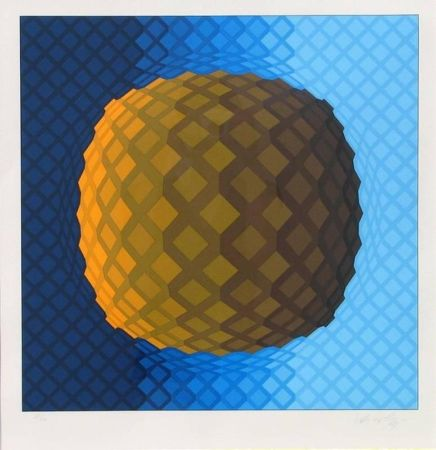 Múltiple Vasarely - Koskota