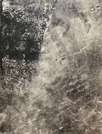 Litografía Dubuffet - Lèpre
