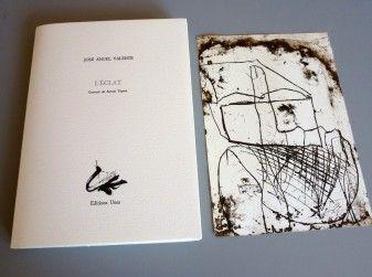 Libro Ilustrado Tapies - L'éclat - Tàpies