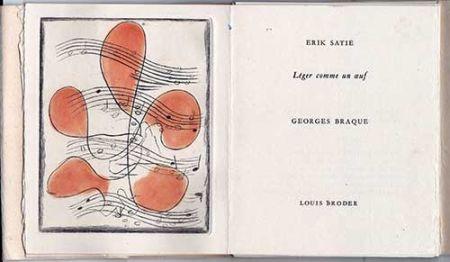 Libro Ilustrado Braque - Léger Comme Un Oeuf