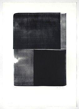 Litografía Hartung - L-07