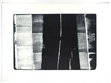 Litografía Hartung - L-09