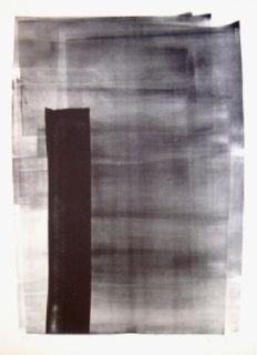 Litografía Hartung - L-11