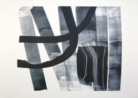 Litografía Hartung - L-13-1974