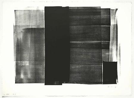 Litografía Hartung - L-14
