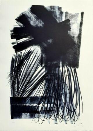 Litografía Hartung - L-17-1973,