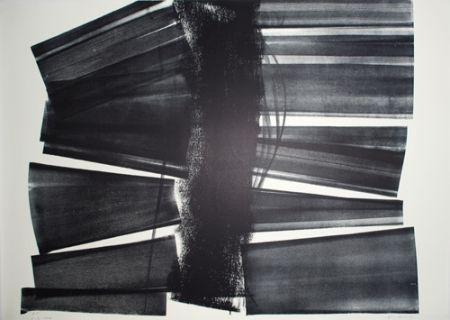Litografía Hartung - L-20-1974